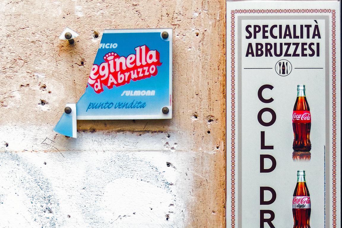 Abruzzo's made Coke??