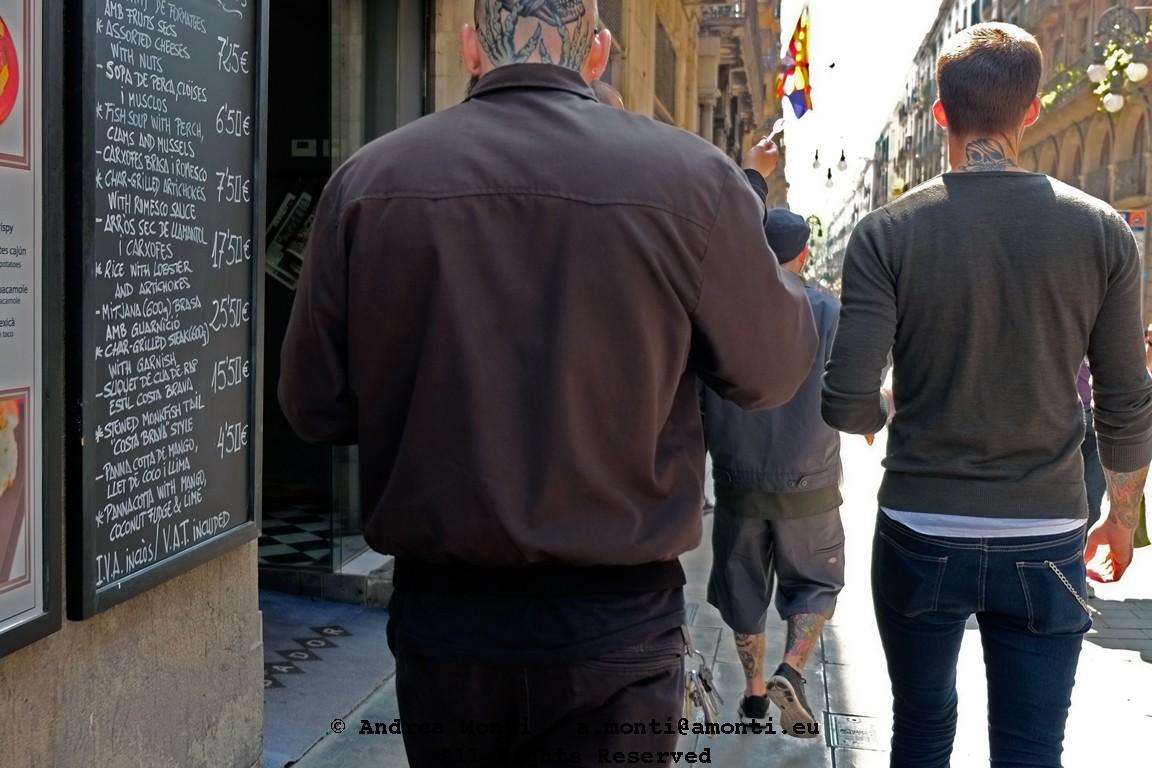 Tattoos in Barcelona