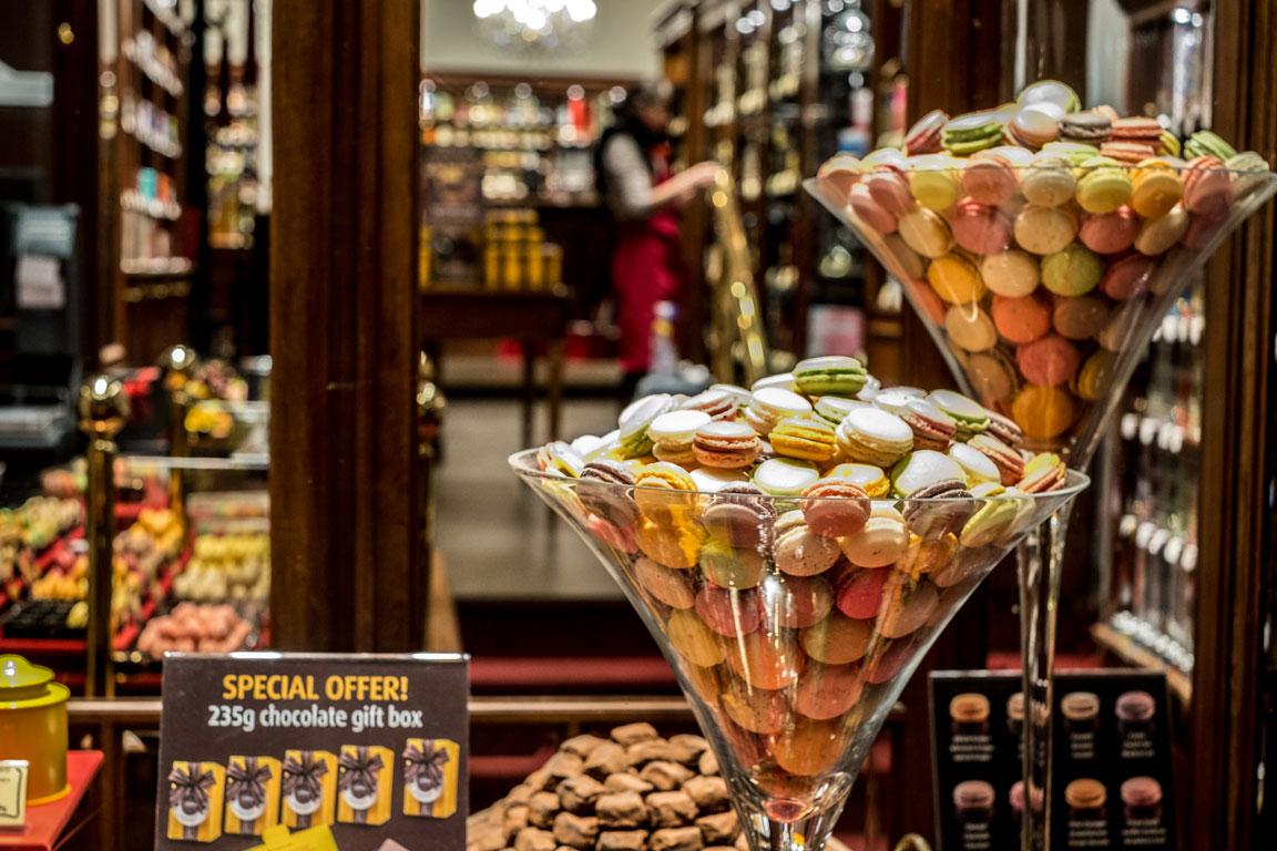 Belgian Macarons
