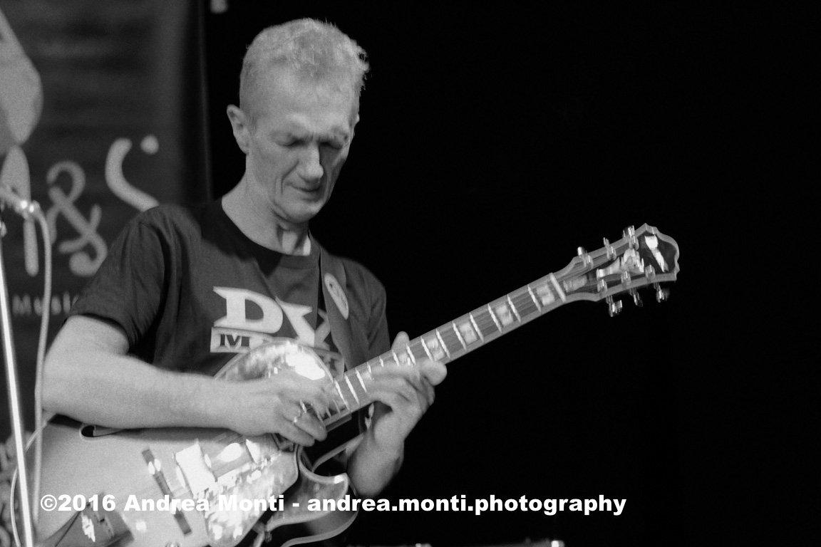 Gigi Cifarelli Guitar Solo (feat. Michele Di Toro) – Live@Florian Espace Pescara