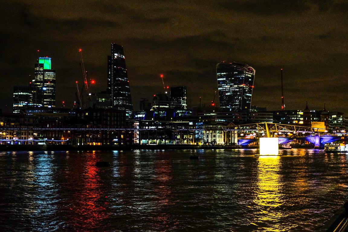 A London's Skyline