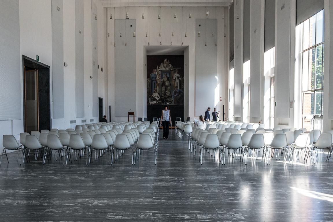 Sala degli Onori @ Triennale di Milano