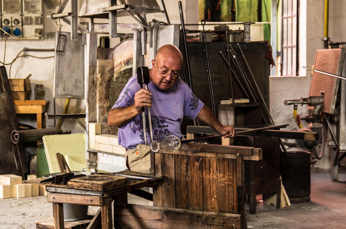 The Glassmaster