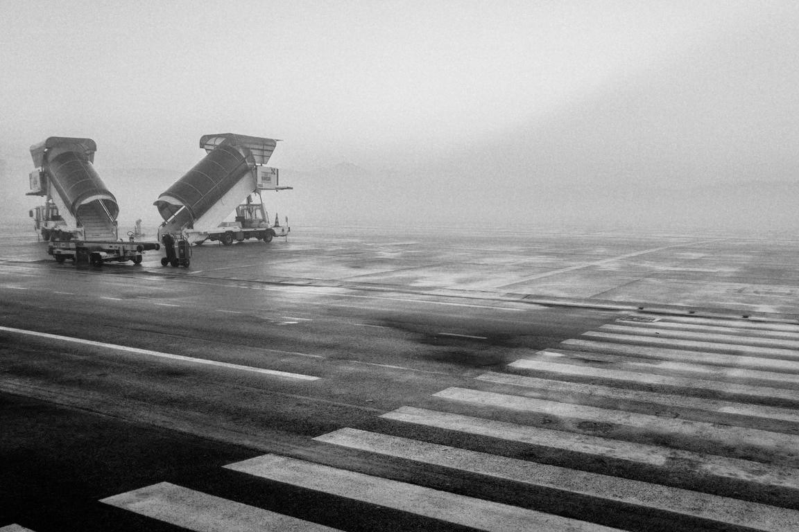 Missed Airplane