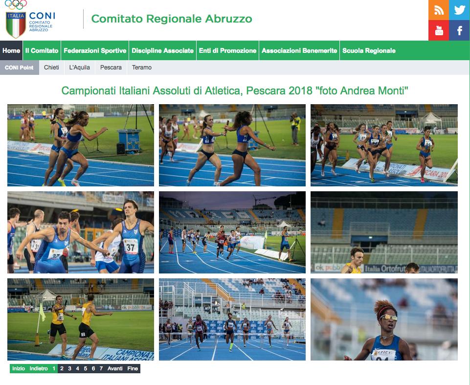 Italian Track&Field Championship 2018 – The reportage