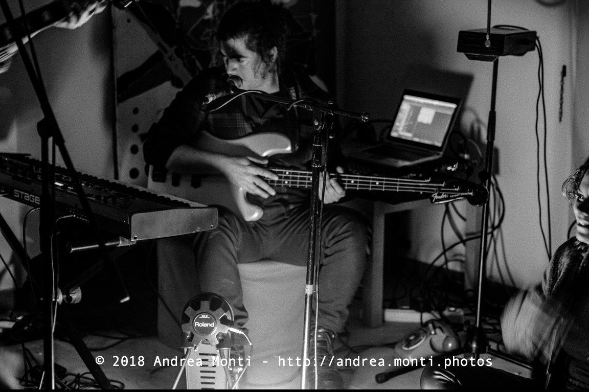 Davide Grotta – Live