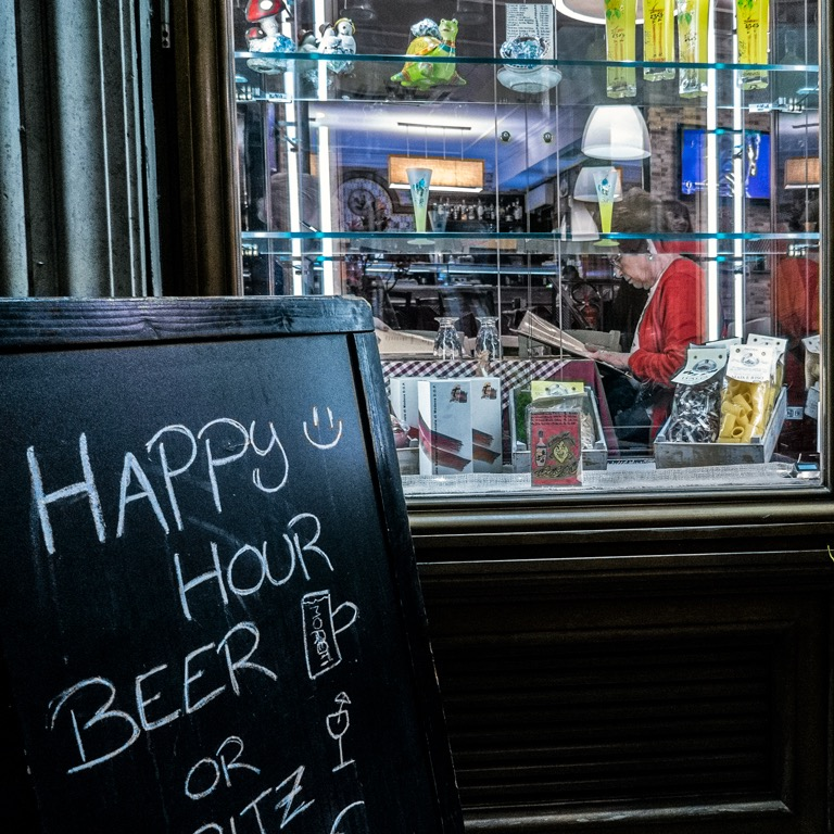 Beer or Spritz?