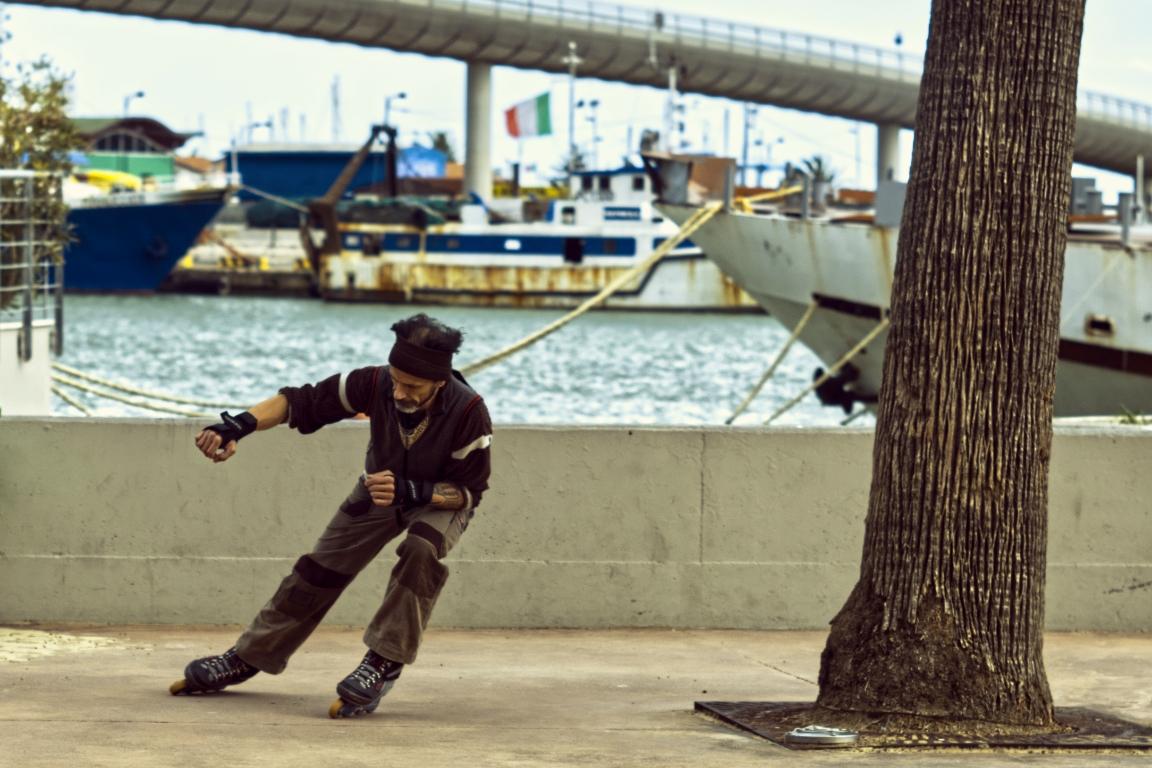 A Street-Skater